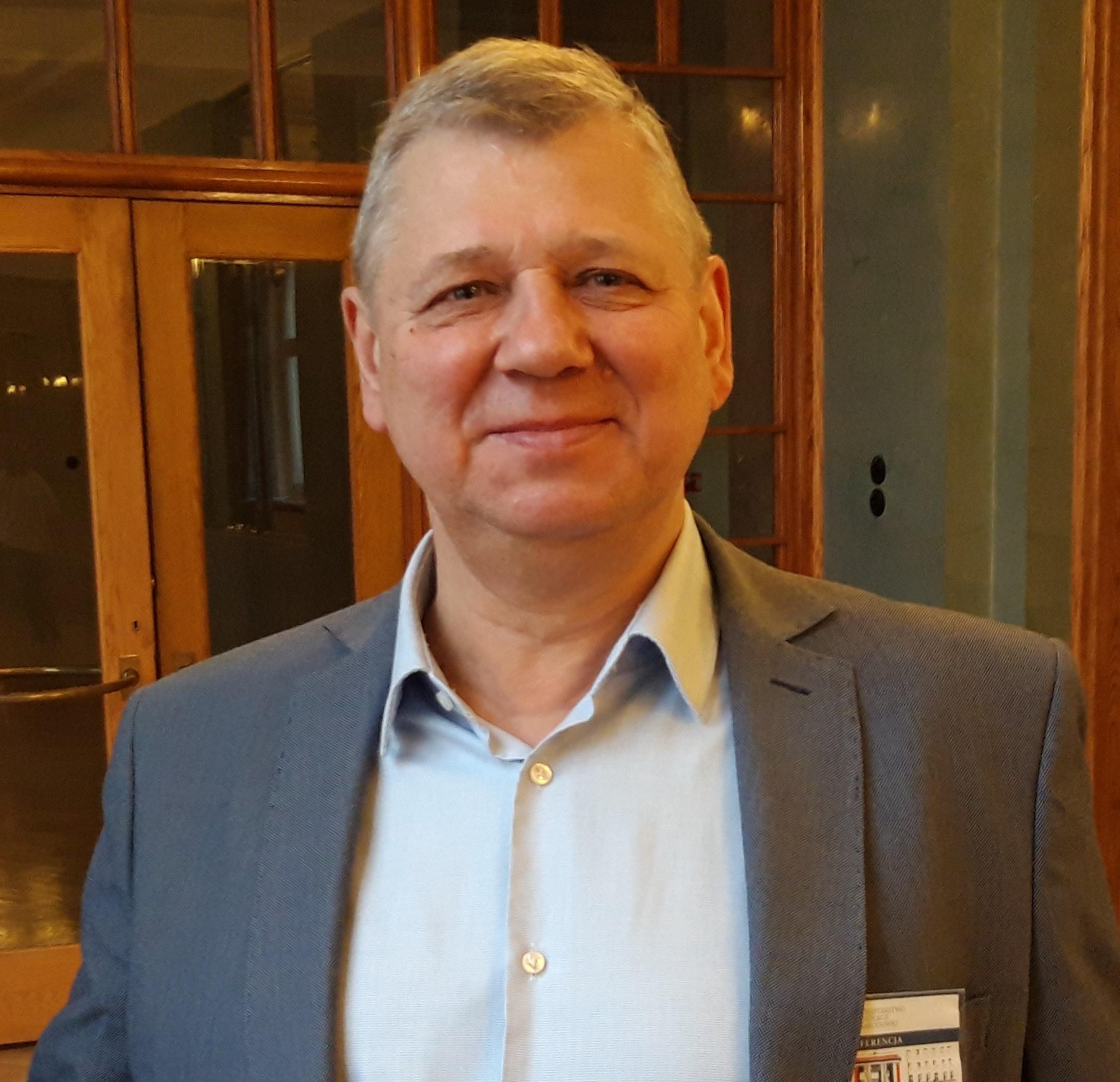 Jerzy Ewertowski, fot. BB