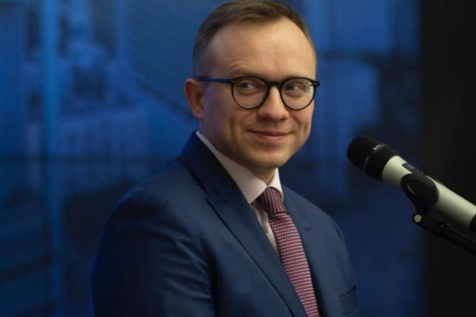 Artur Soboń sekretarzem stanu w Ministerstwie Aktywów Państwowych