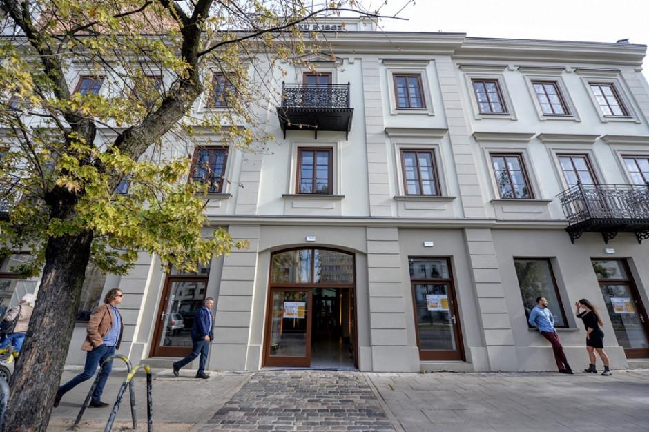 PPP w Warszawie. Nowy operator inkubatora, a niebawem może i wykonawca parkingu