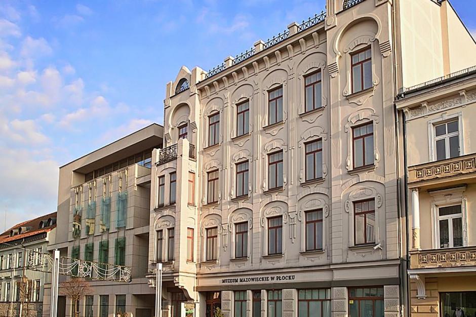 Płock: Muzeum Mazowieckie z umową na remont dwóch oficyn