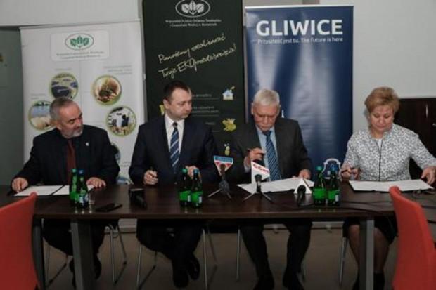 podpisanie umowy (fot. UM Gliwice)