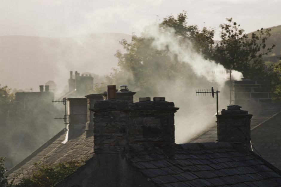 Łódź: W tym sezonie grzewczym 160 mandatów za zanieczyszczanie powietrza