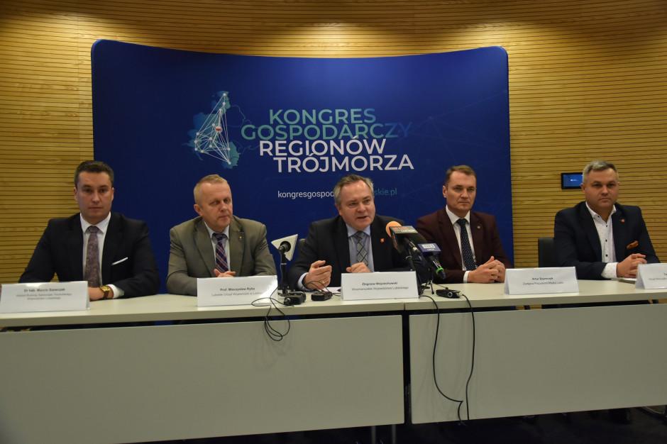 Współpraca regionów Trójmorza. Lubelskie chce zacieśnienia kontaktów
