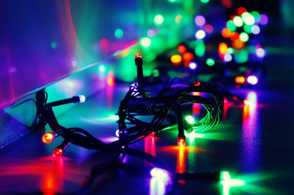 GDDKiA przypomina: świąteczne iluminacje w pasie dróg krajowych tylko po uzgodnieniu