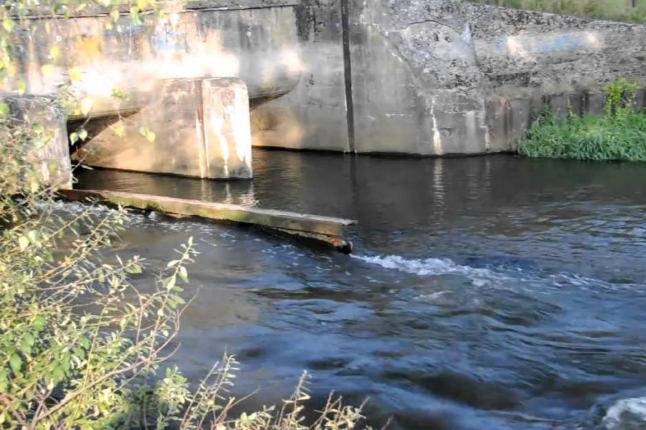 """Wyremontowano """"skrzyżowanie"""" Kanału Gliwickiego z rzeką Kłodnicą"""
