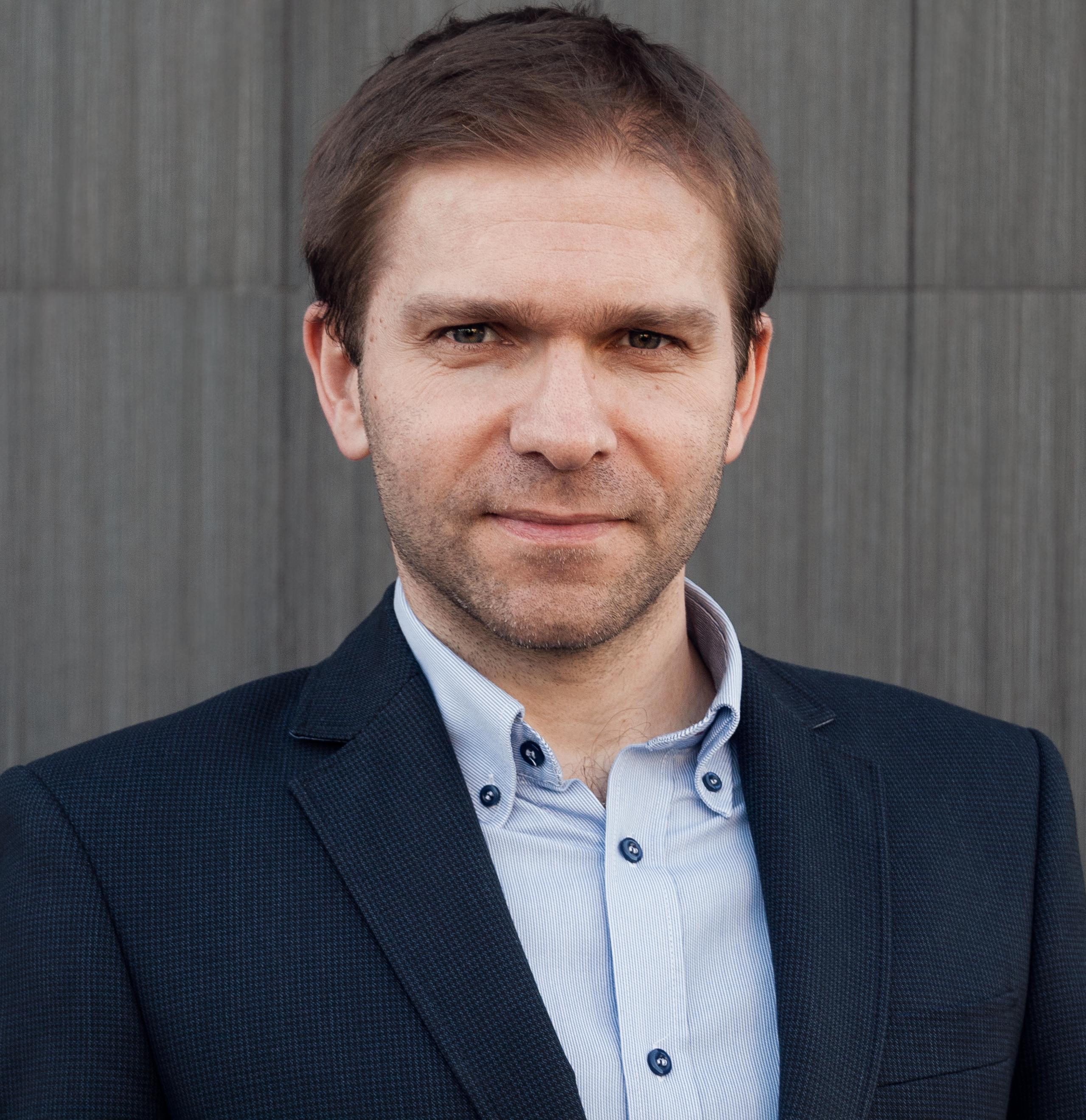 Tomasz Pomorski, prezes OmniChip (fot. archiwum własne)