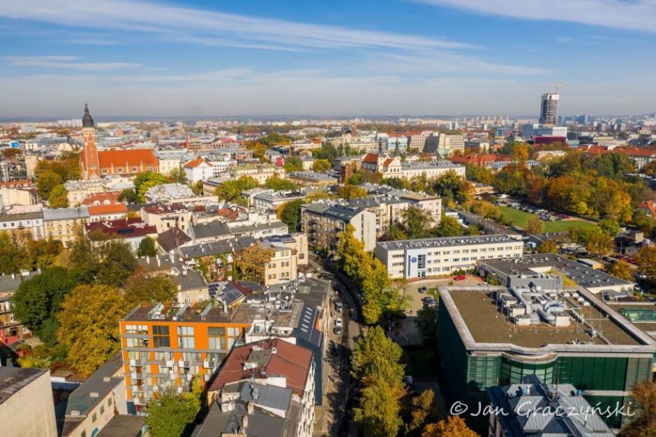 Kraków chcą przeznaczyć miejskie budynki pod usługi