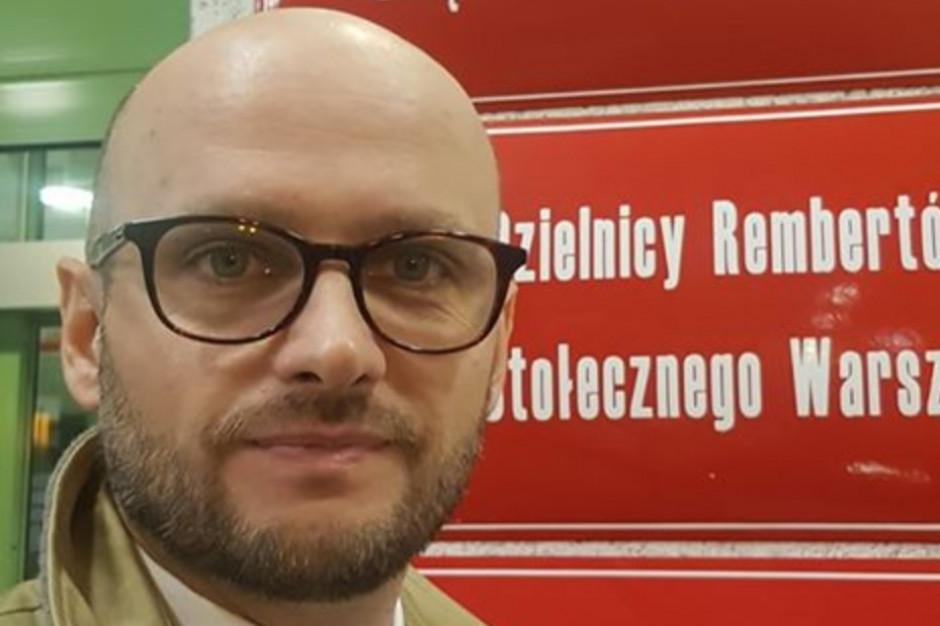 Warszawa: Radny domaga się kontroli naboru organizacji do programów miejskich