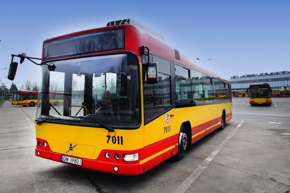 Nowe autobusy zastąpią stare pojazdy we Wrocławiu