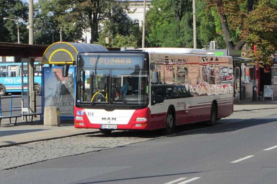 W komunikacji miejskiej w Opolu wdrożono Opolską Kartę Autobusową