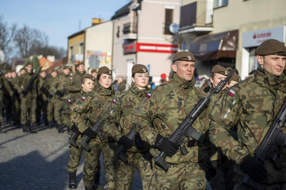 MON podał, ilu żołnierzy otrzyma powołania do czynnej służby wojskowej w roku 2020