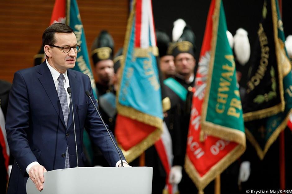 Skarbnik Rybnika pisze do premiera Morawieckiego. Wskazuje lukę finansową w budżecie