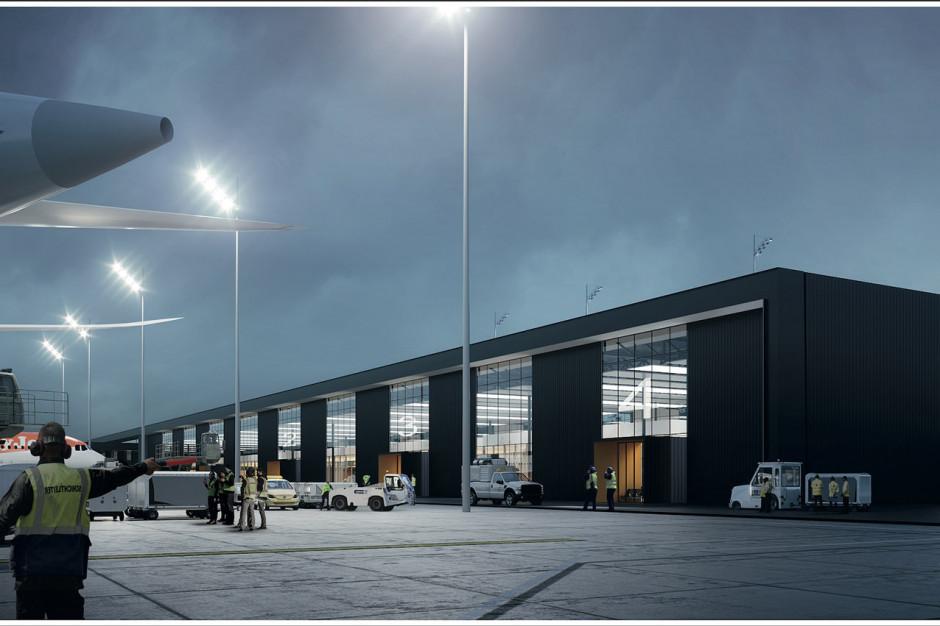 Wielkie zainteresowanie budową terminala na lotnisku w Radomiu
