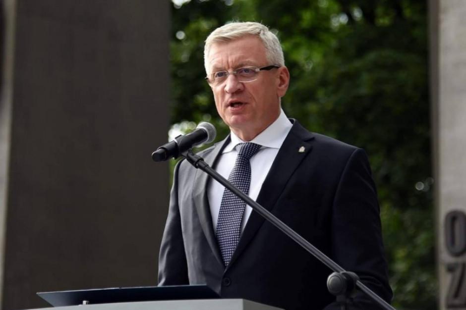 Jacek Jaśkowiak: w Wielkiej Brytanii uchodziłbym za konserwatystę