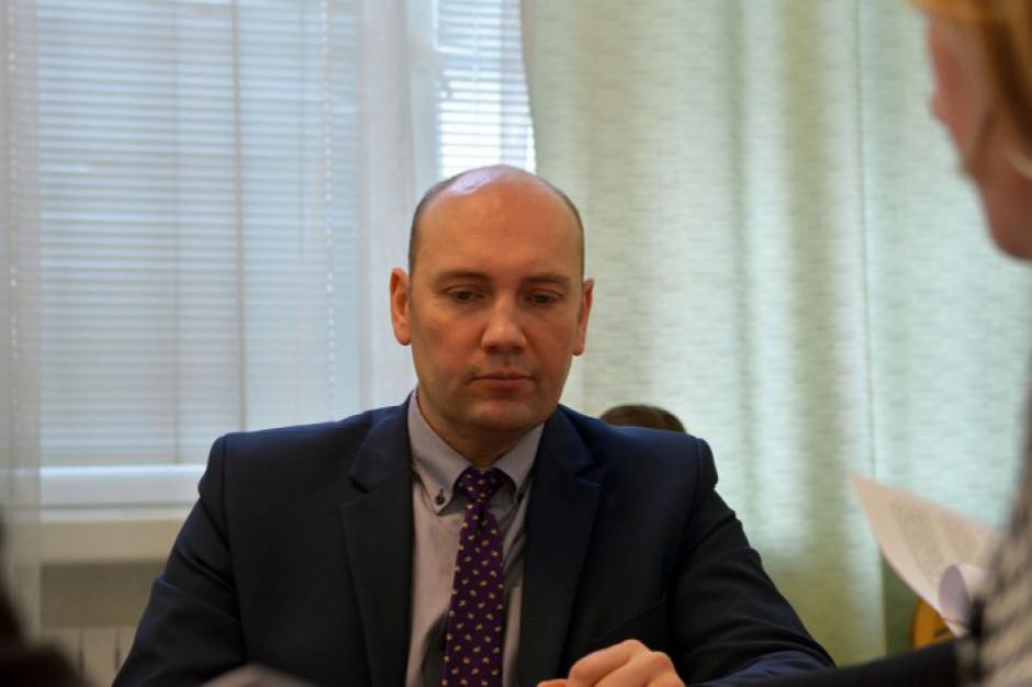 Sebastian Chwałek będzie wiceministrem obrony