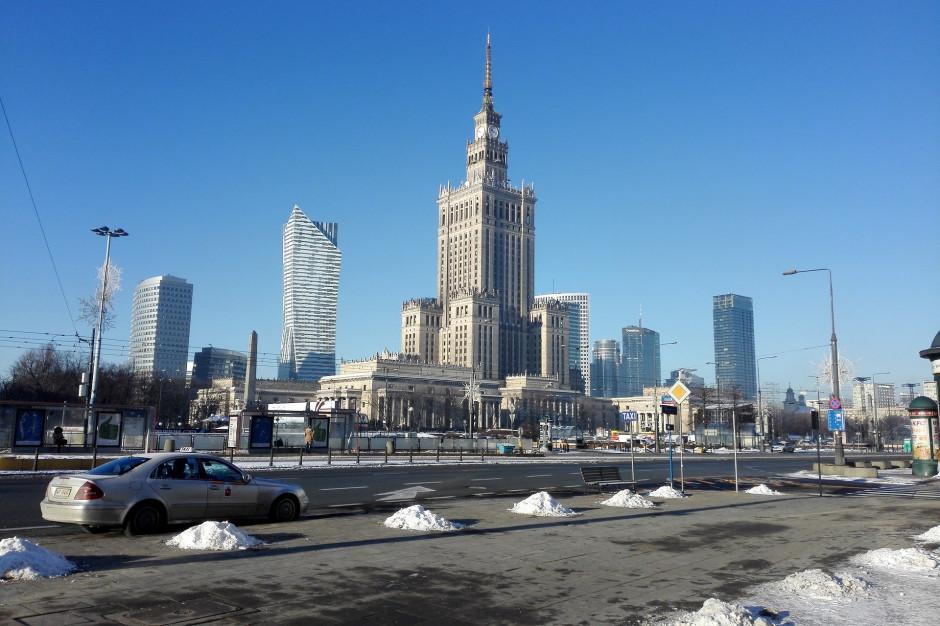 Ogromna awaria ciepłownicza w Warszawie