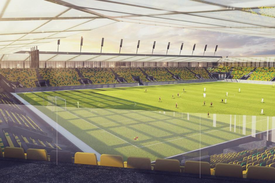 Katowice ogłosiły przetarg na budowę nowego stadionu miejskiego