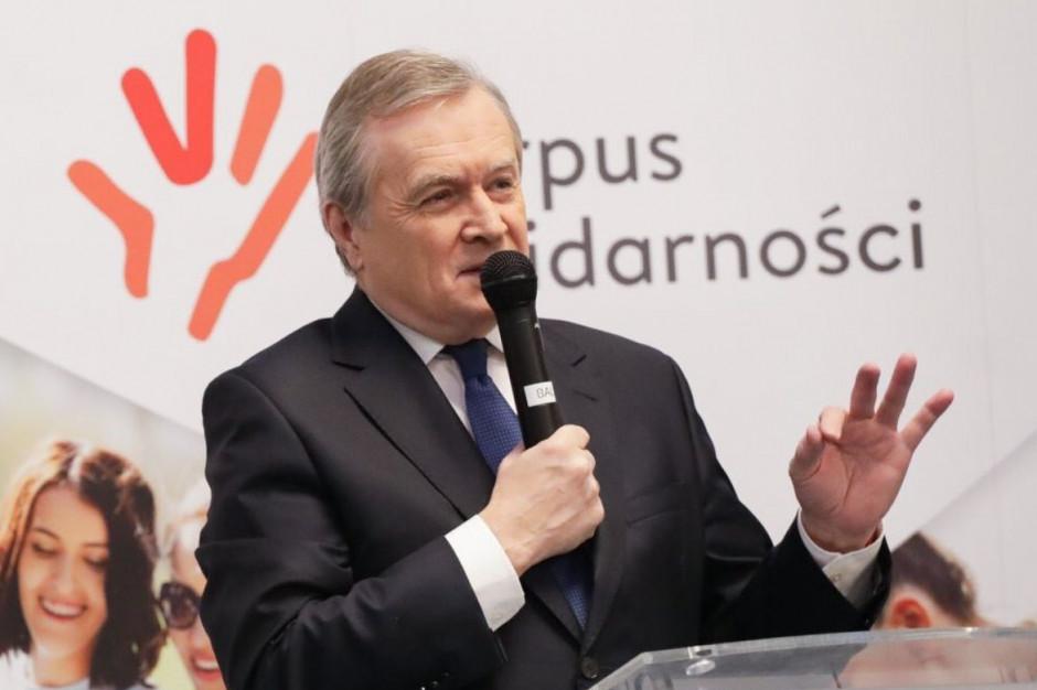 Piotr Gliński: Demokracja nie może funkcjonować bez aktywności obywateli
