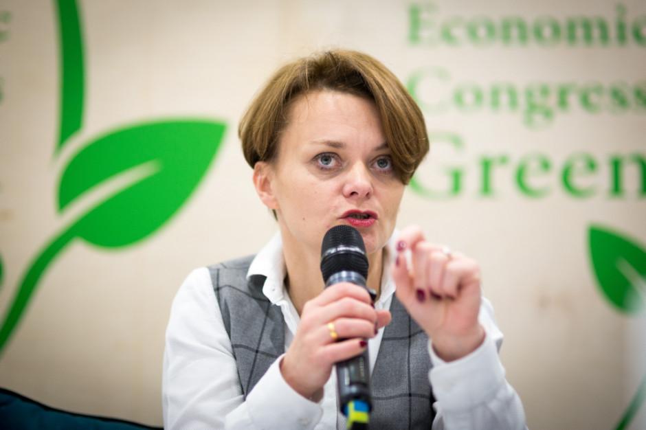 Jadwiga Emilewicz: Zamówienia publiczne generują ok. 9 proc. polskiego PKB