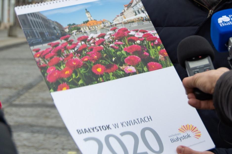 Białystok wydał kalendarz miejski na 2020 r.