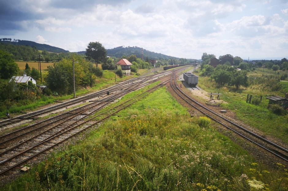 80 mln zł na przebudowę stacji Ścinawka Średnia wraz z linią kolejową