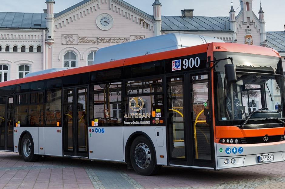Rzeszowa dostanie 60 autobusów zasilanych CNG