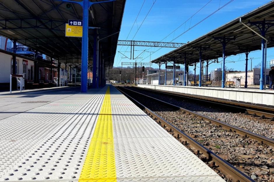 Od niedzieli wracają regularne połączenia kolejowe między Słupskiem a Ustką