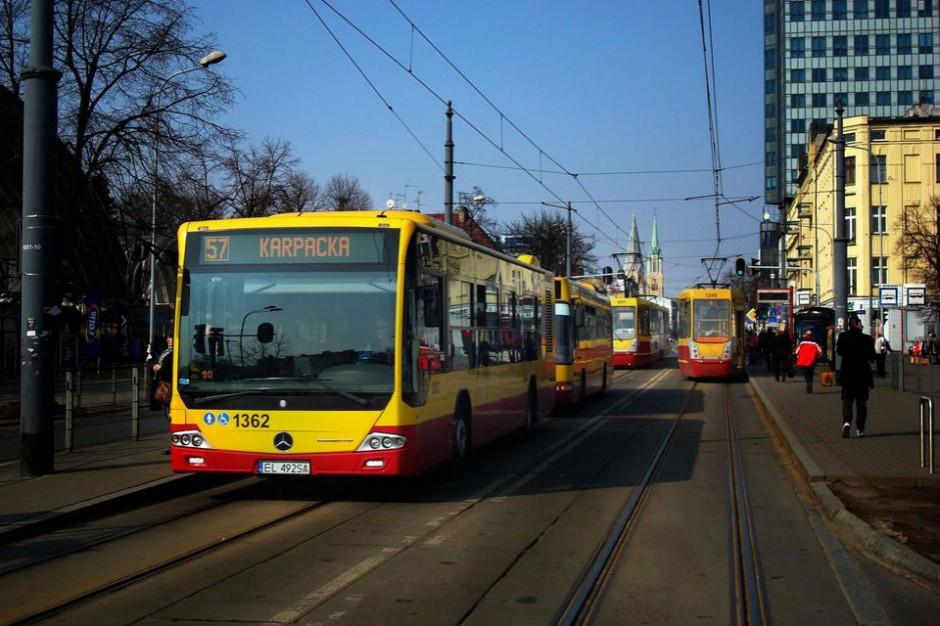 Ustawę o publicznym transporcie zbiorowym znowleizowana