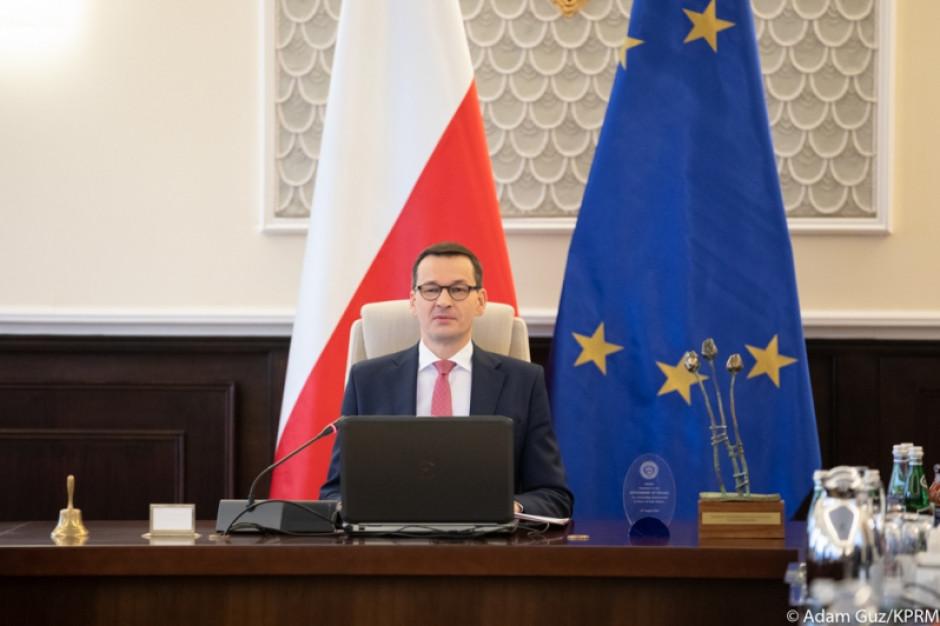 Premier: Jan Śpiewak walczył z mafią reprywatyzacyjną. Wyrok sądu jest niezrozumiały