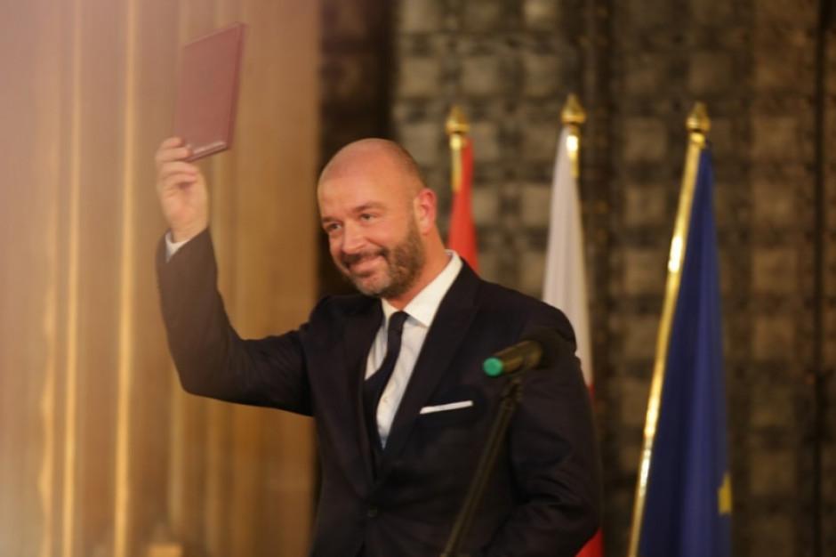 Jacek Sutryk zastąpi Zygmunta Frankiewicza