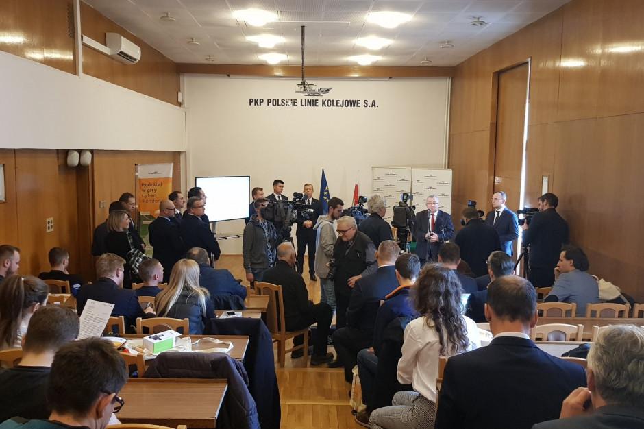 Dwa odcinki linii kolejowej w woj. małopolskim zostaną zmodernizowane