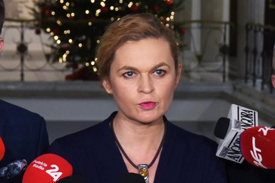 Nowacka o sprawie Jana Śpiewaka: Jeden wyrok nie świadczy o tym, że sądy są złe