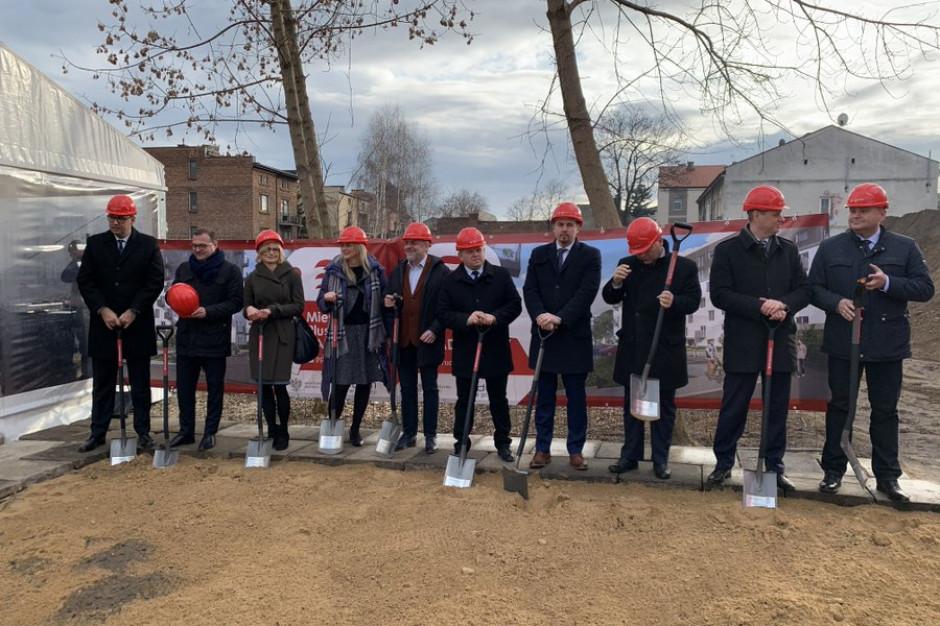 Radom: Ruszyła budowa bloków w ramach programu Mieszkanie Plus