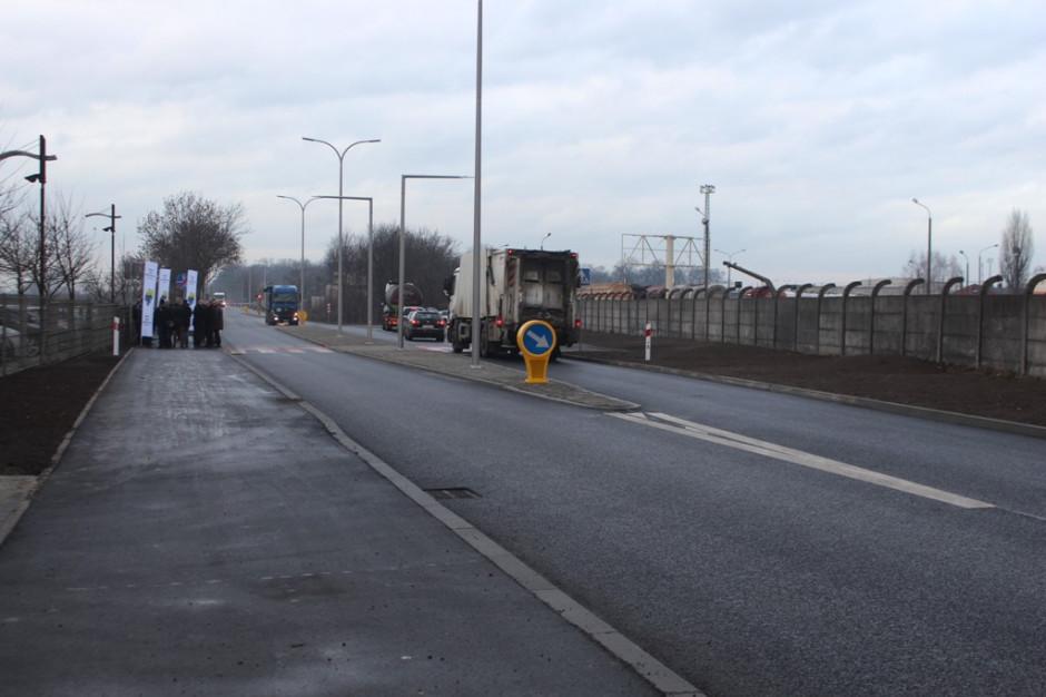 Droga łącząca Kędzierzyn-Koźle i Gliwice została wyremontowana