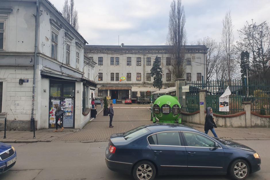Będzie kara za niszczenie zabytku w Krakowie. Czas minął