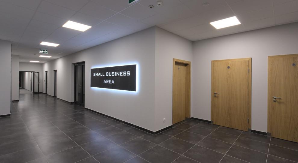 Coworking nie jest nowością w Polsce. Pierwsze takie biura powstały w naszym kraju w 2009 r. Na zdjęciu bieruński park coworkingowy (fot. materiały prasowe)