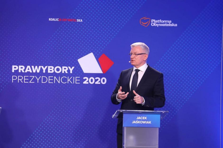 Konflikt między prezydentem Jackiem Jaśkowiakiem, a posłem Waldym Dzikowskim
