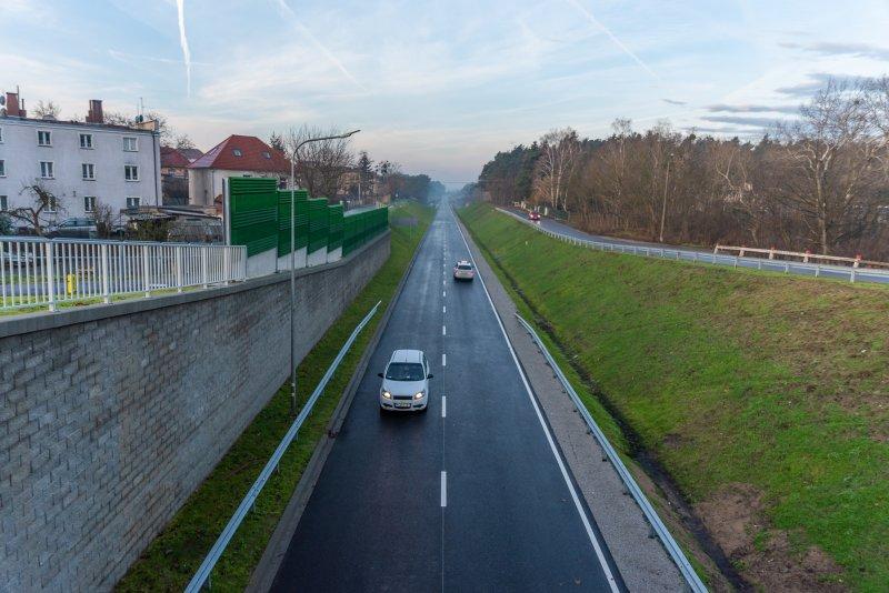 Budowa tzw. małej obwodnicy Obornik była realizowana w ramach Wielkopolskiego Regionalnego Programu Operacyjnego na lata 2014-2020 (fot. oborniki.pl)
