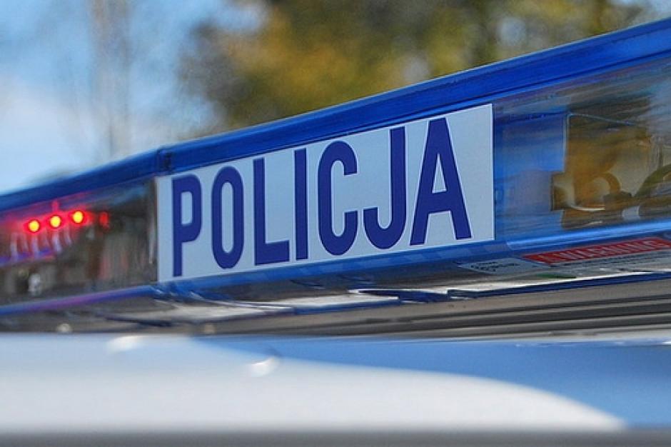 Powiat makowski: Wicestarosta znieważył policjantów