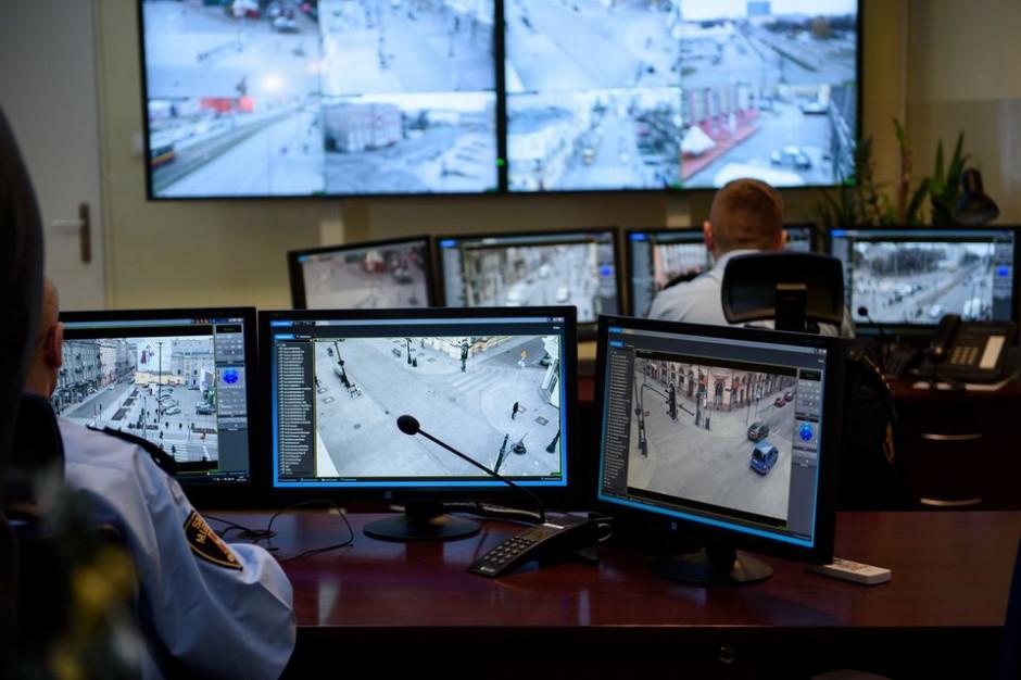 Monitoring miejski w służbie bezpieczeństwa i planowania przestrzennego