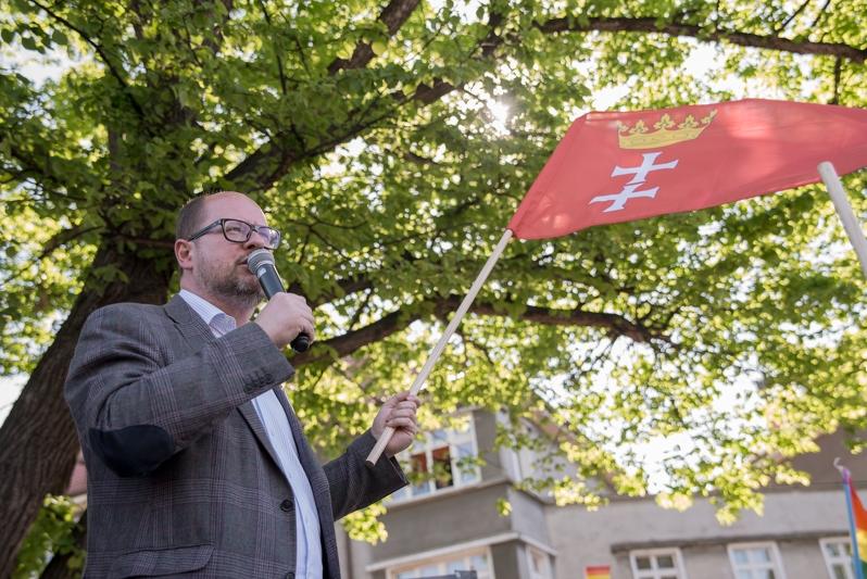 Paweł Adamowicz (fot.gdansk.pl/Dominik Paszliński)