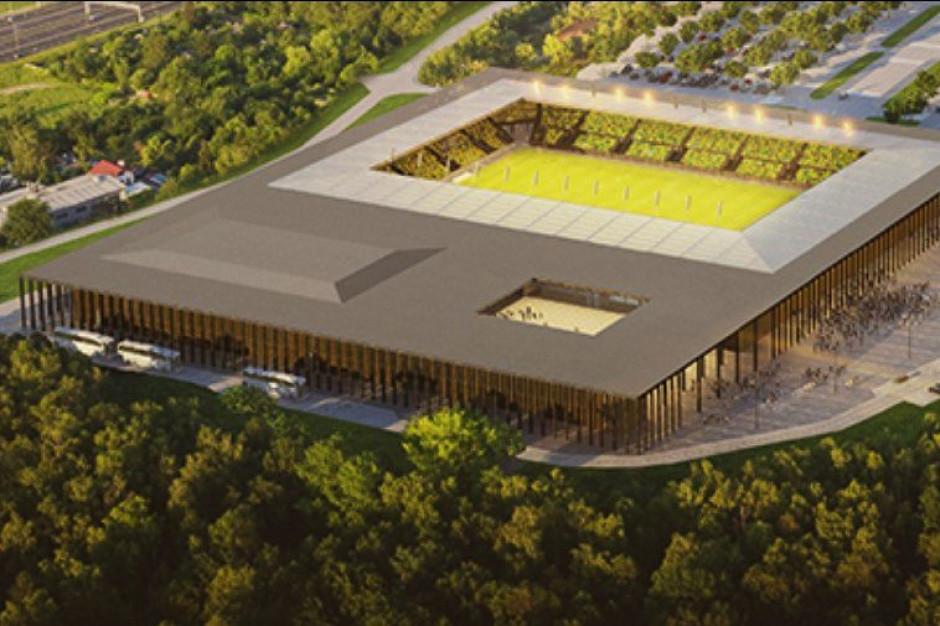 Katowice czekają na ostateczny projekt stadionu. Nie wykluczają sporu