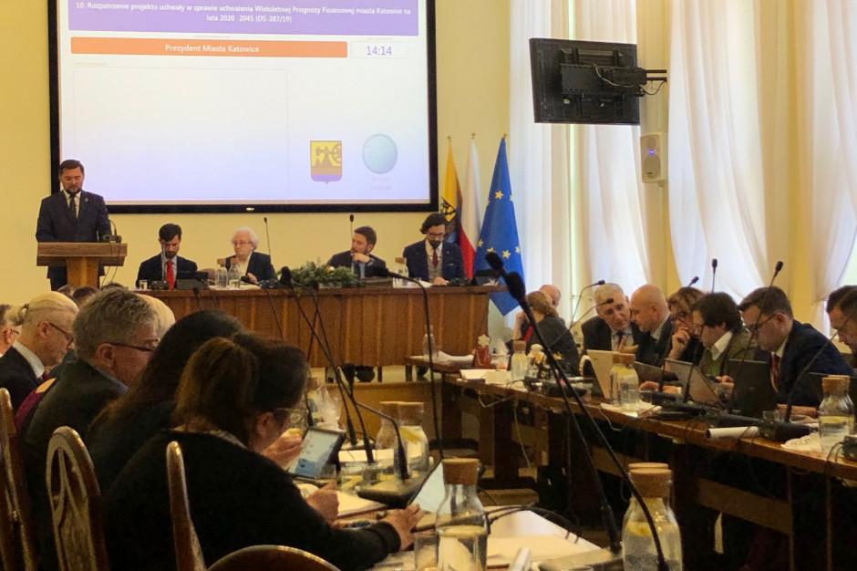 Krupa: Budżet Katowic na 2020 r. jest stabilny i odpowiedzialny