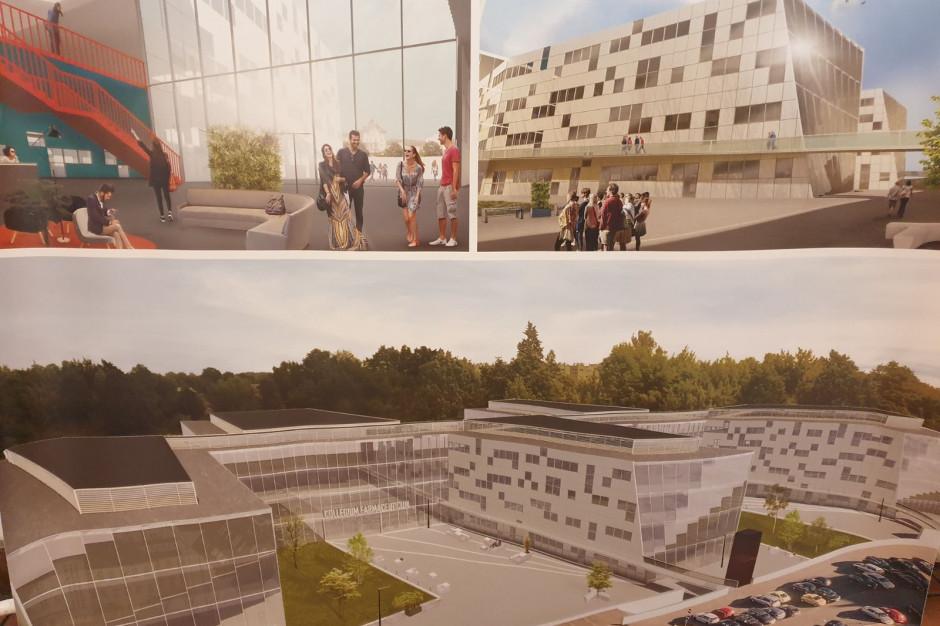 Władze Szczecina przekazały uniwersytetowi działkę pod budowę centrum za 600 mln zł
