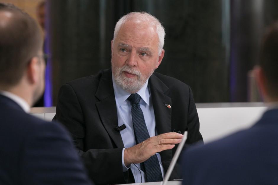 Jan Olbrycht: Dyskusja o tym, jakie miasta wspierać ma wyłącznie podłoże polityczne