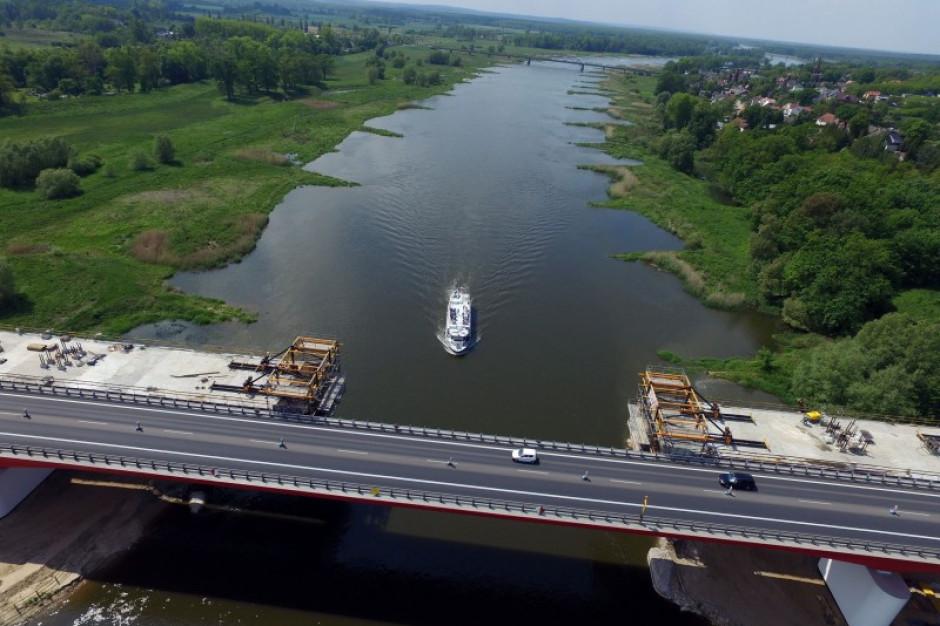 Lubuskie: Otwarto most na Odrze