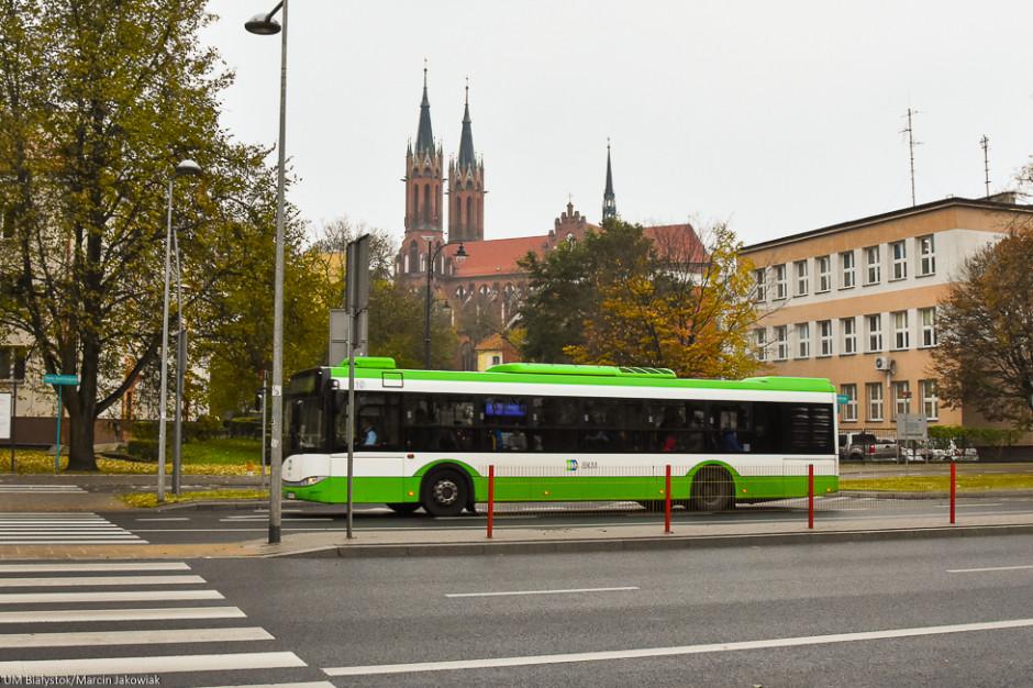 Białystok: Wzrosną ceny biletów komunikacji miejskiej