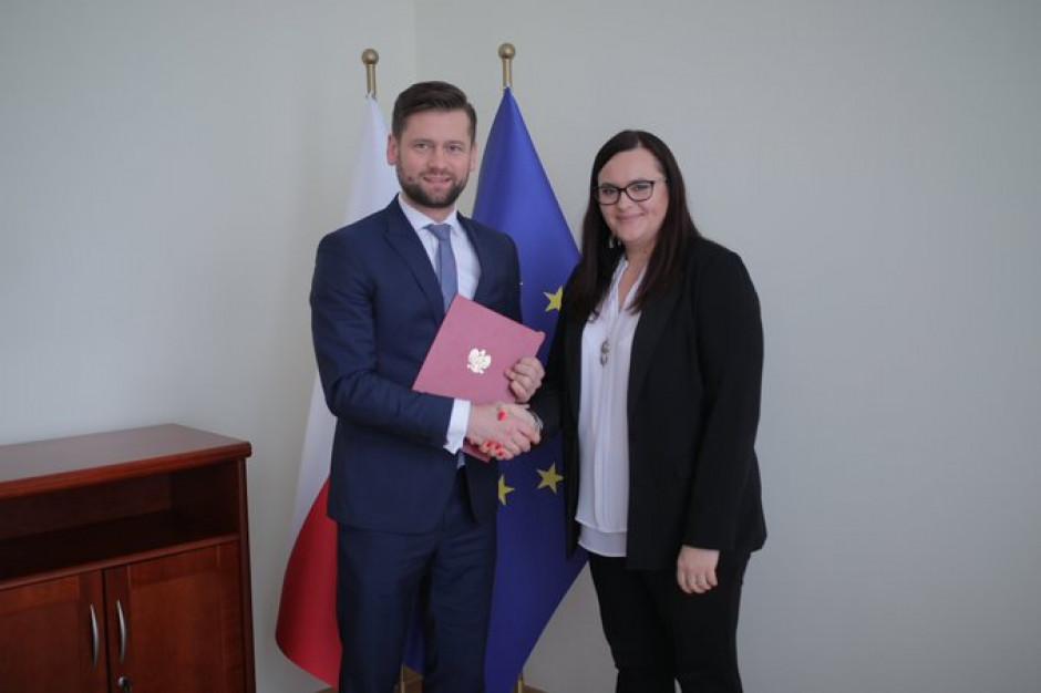 Kamil Bortniczuk z Porozumienia wiceministrem w MFiPR