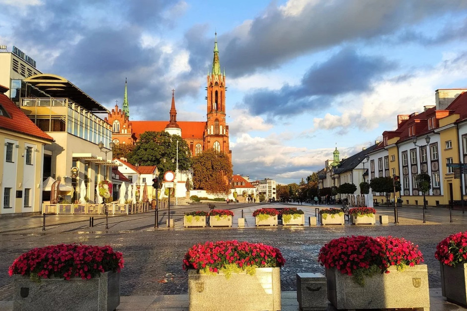 Białystok zbuduje kieszonkowy park