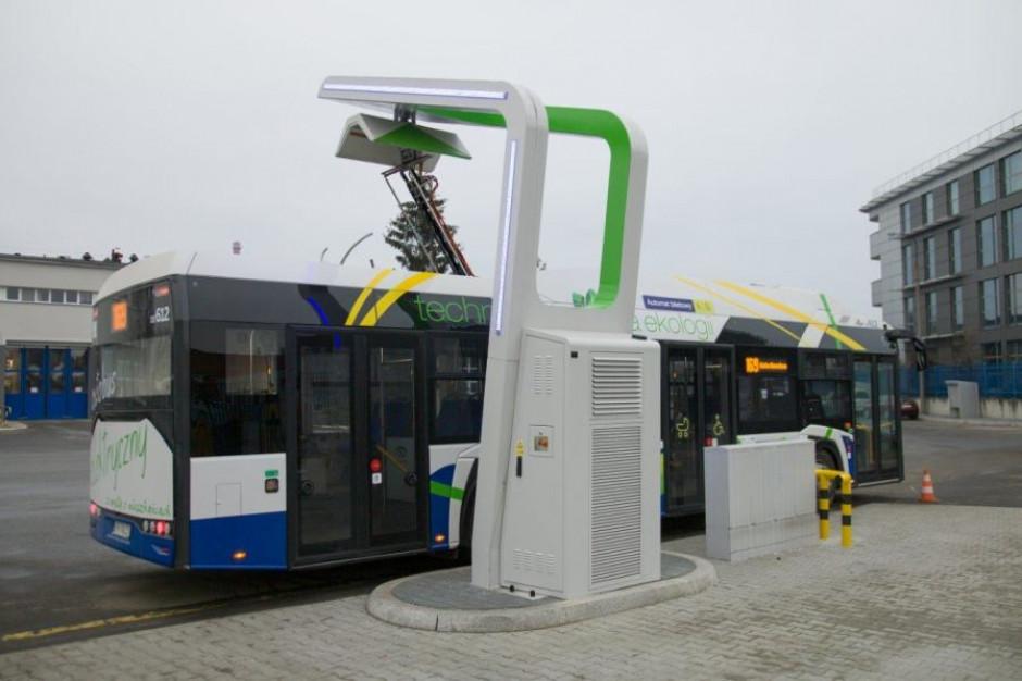 Kraków wybrał dostawcę 50 autobusów elektrycznych